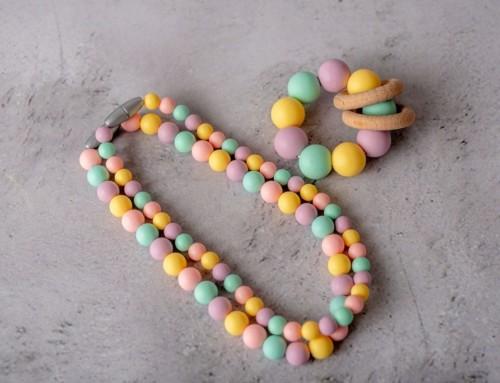 Maak kennis met Liv's Stories, unieke juwelen gemaakt van kralen!