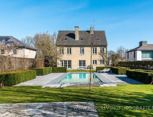 1st Quality Vastgoed – Klassevolle eigentijdse villa op een perfect Zuid georiënteerd terrein